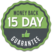 15 Day Guarantee
